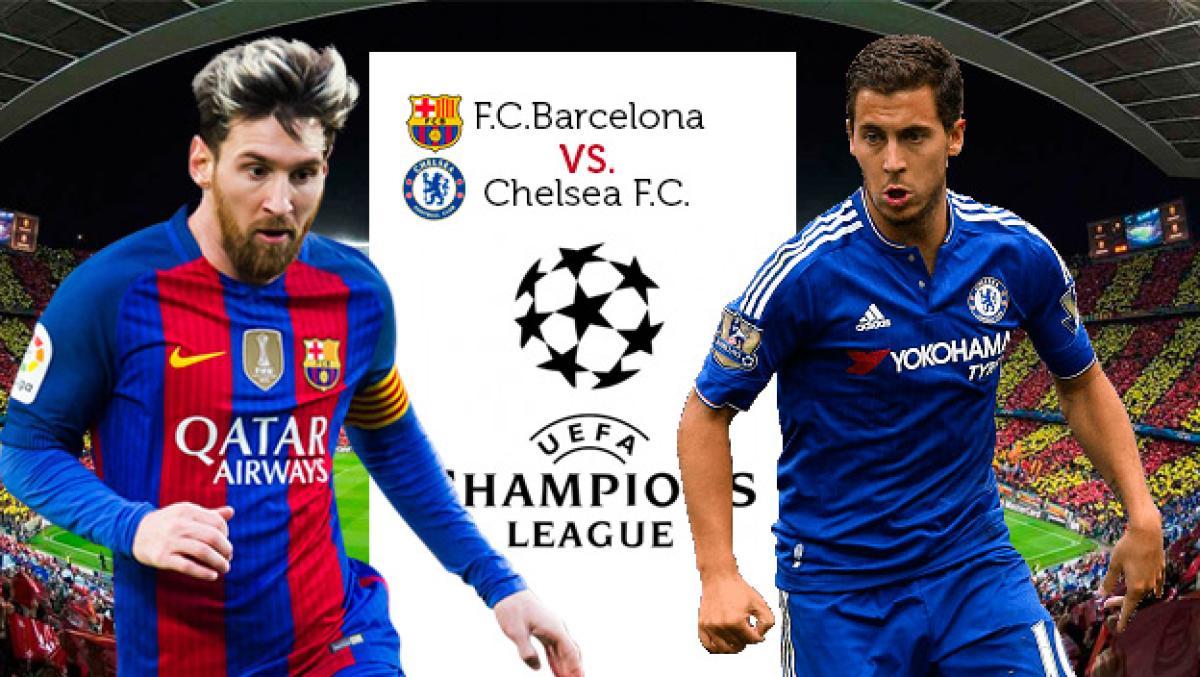 C U00f3mo Ver El Barcelona Chelsea De Champions Online En