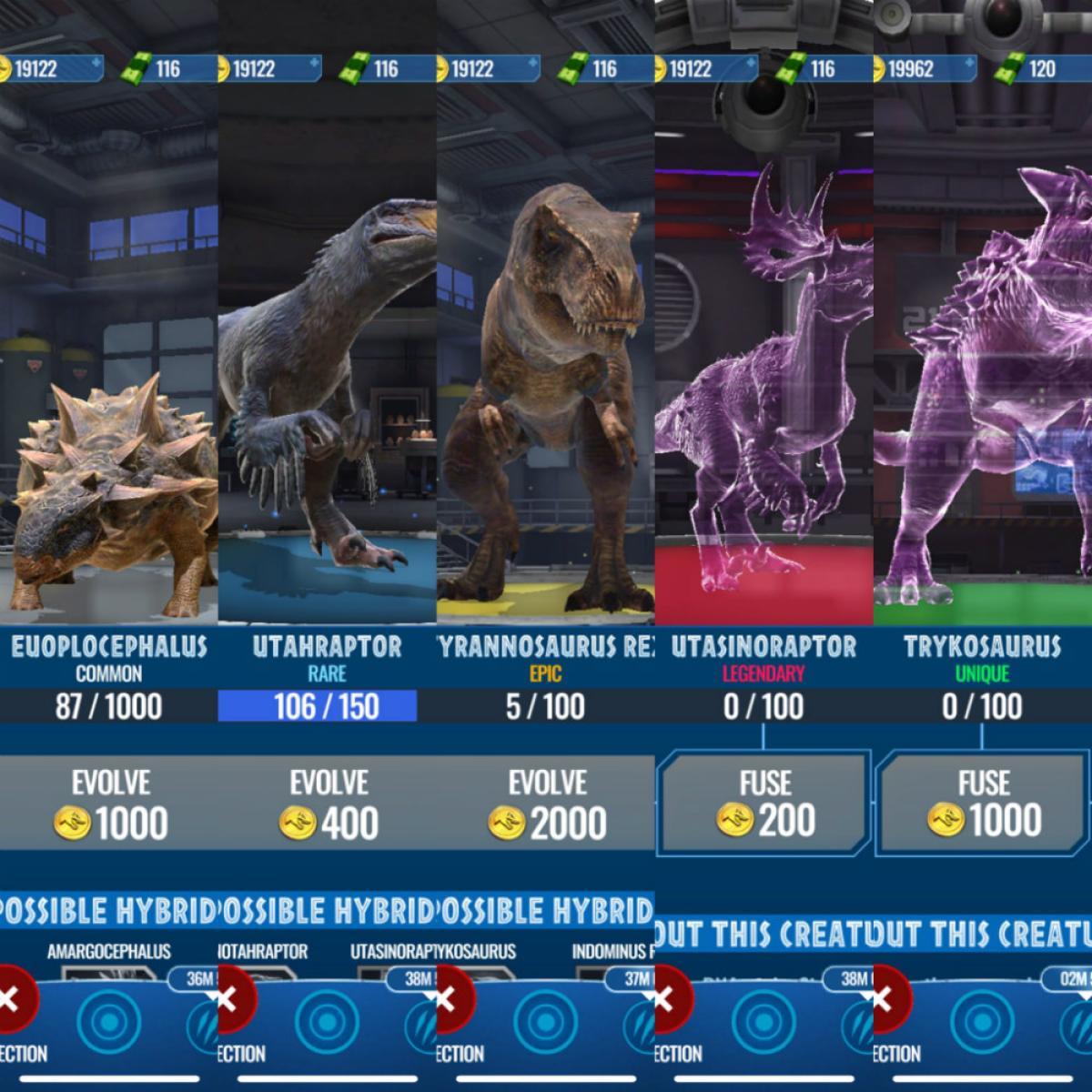 Jurassic World Alive Trucos Y Consejos Para Empezar A Jugar Al Pokemon Go Con Dinosaurios Hobbyconsolas Juegos See more of jurassic world alive on facebook. jurassic world alive trucos y consejos