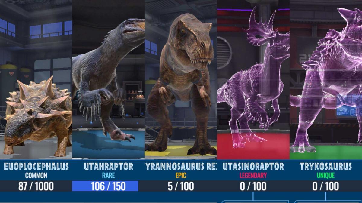 Como Criar Y Evolucionar Dinosaurios En Jurassic World Alive Hobbyconsolas Juegos Han huido de jurassic world en la isla nublar. como criar y evolucionar dinosaurios en