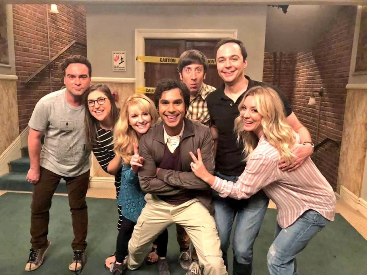 The Big Bang Theory Temporada 12 Y Final Detalles Del
