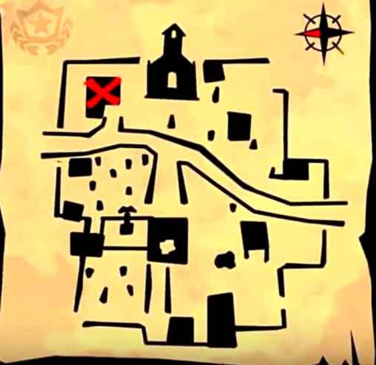 Mapa De Ribera Repipi.Sigue El Mapa Del Tesoro De Ribera Repipi En Fortnite