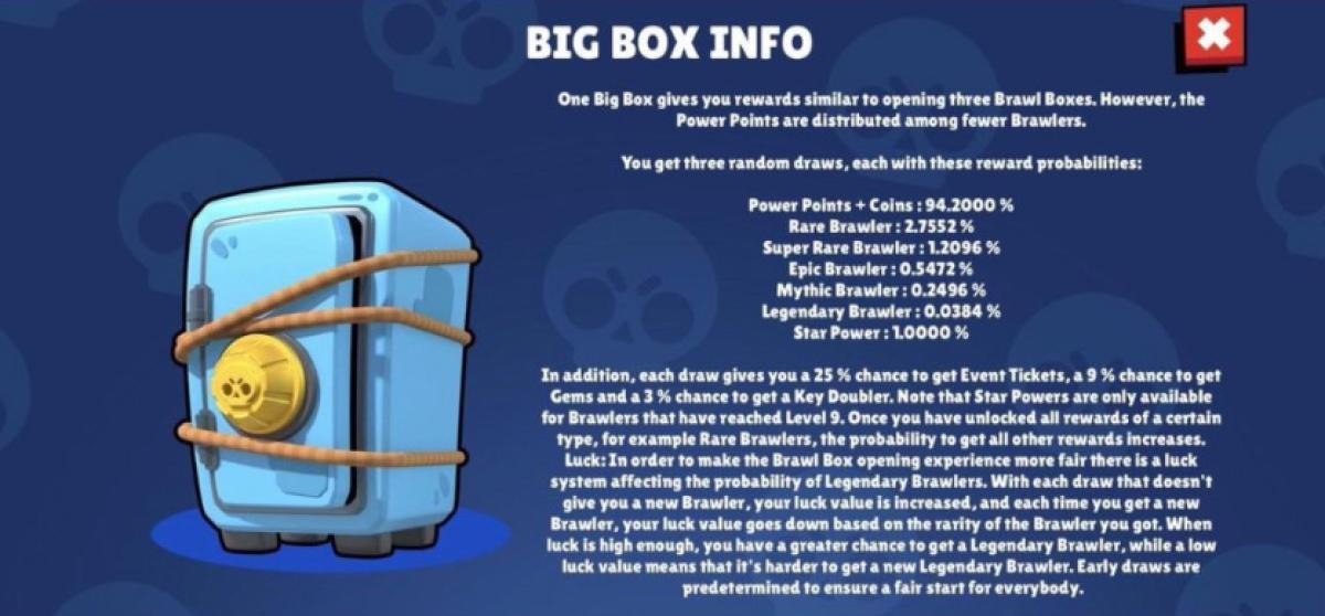 Brawl Stars Cómo Aumentar Las Posibilidades De Que Te Toque Un Brawler Legendario Hobbyconsolas Juegos
