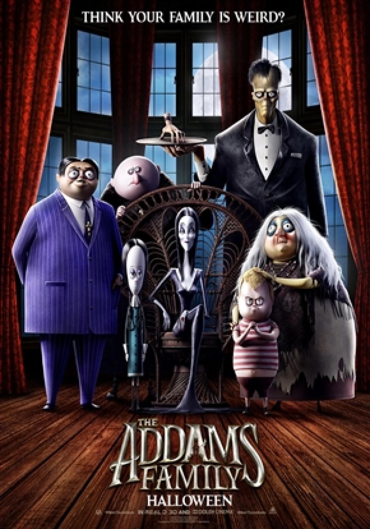 La Familia Addams 2019 Criticas Noticias Novedades Y Opiniones Peliculas En Hobbyconsolas