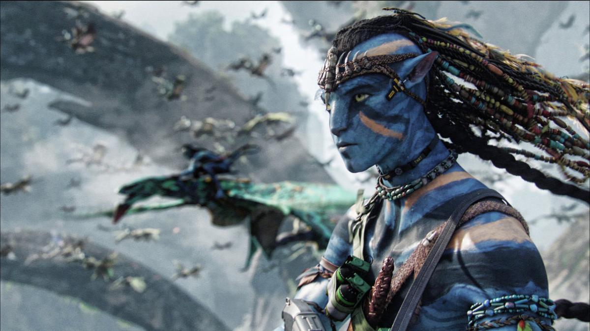 Avatar 2 muestra una nueva embarcación en una foto del rodaje