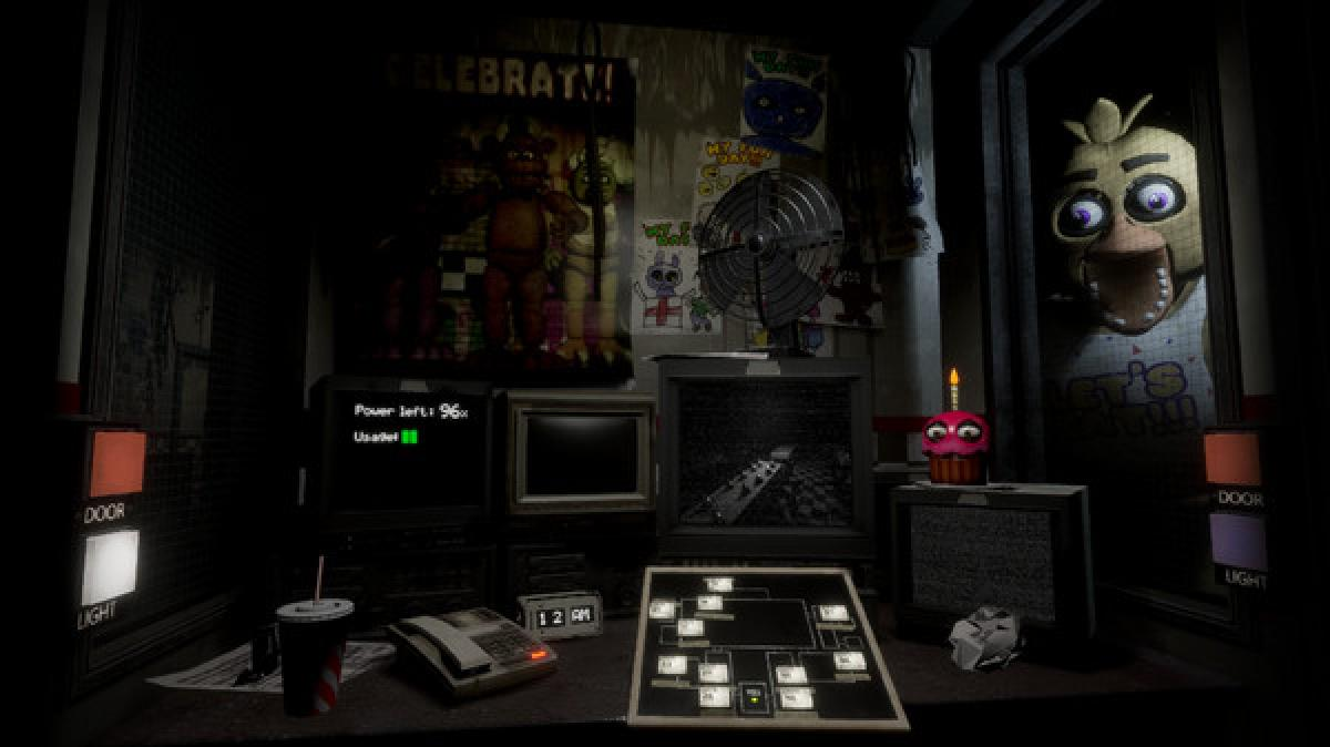 Análisis de Five Nights at Freddy's VR Help Wanted para ...