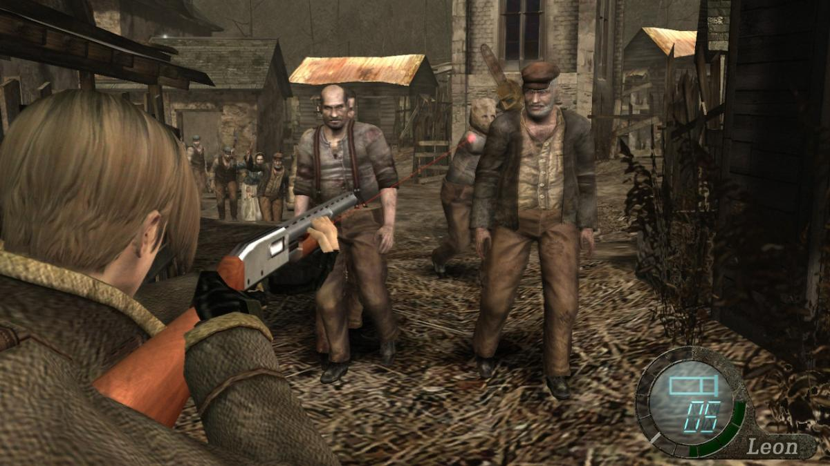Resident Evil 4 Remake, detrás de Code Veronica, imbécil ...