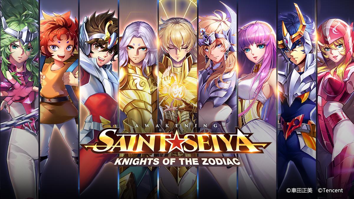 Anunciado Saint Seiya Awakening El Nuevo Rpg De Caballeros Del Zodiaco Para Móviles Hobbyconsolas Juegos