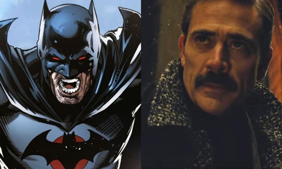 Jeffrey Dean Morgan Batman DC Comics Flashpoint