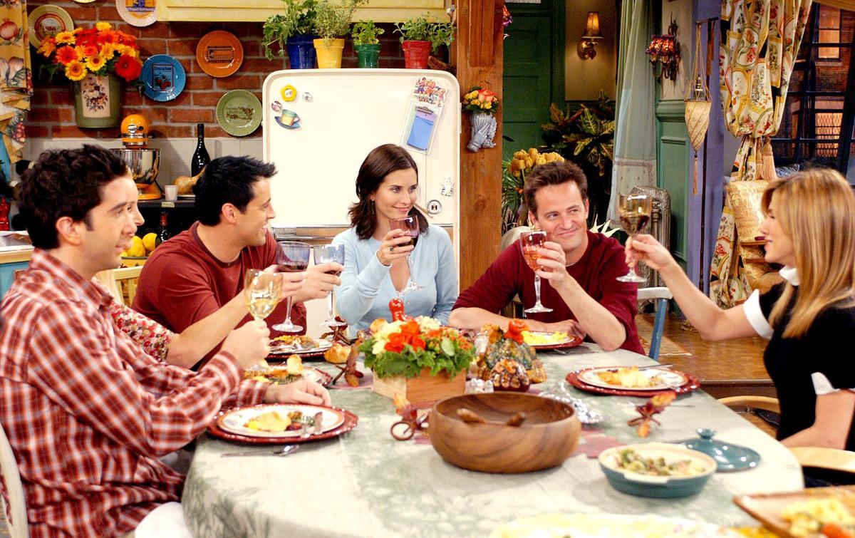 Los mejores episodios de Acción de Gracias de Friends ...