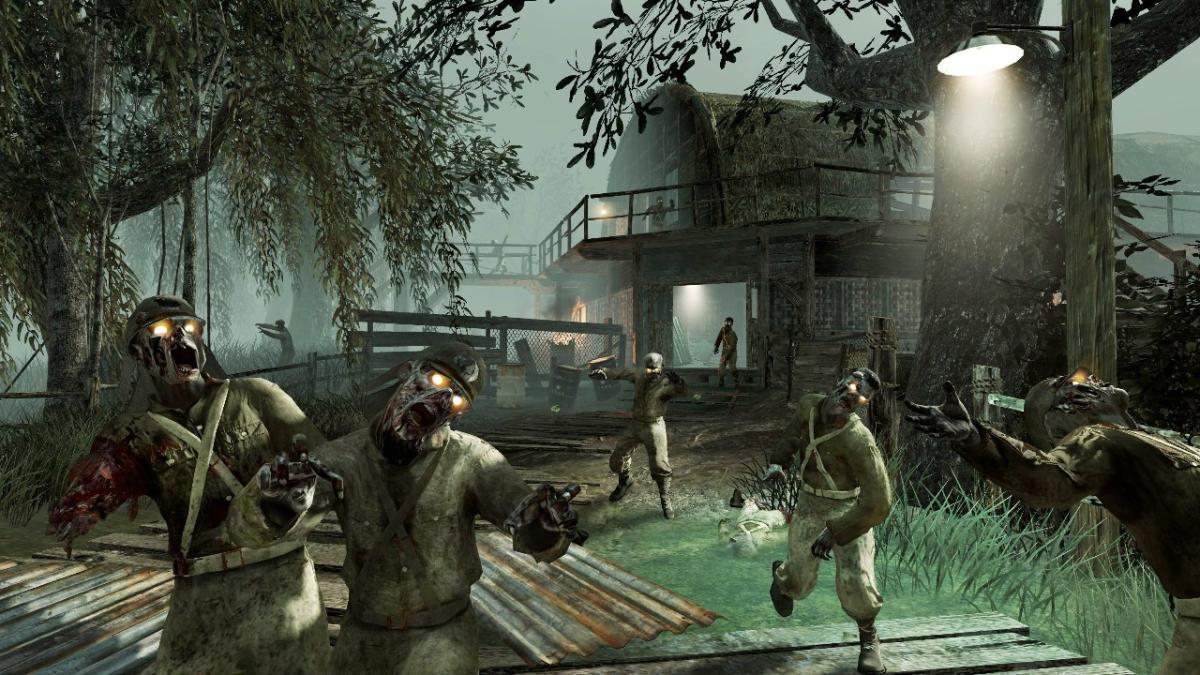 Call Of Duty Mobile Como Y Donde Encontrar Todos Los Secretos Del Modo Zombi Mapa Shi No Numa Hobbyconsolas Juegos
