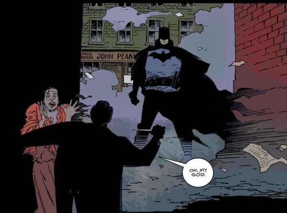 Crítica De Batman Gotham A Luz De Gas El Murciélago