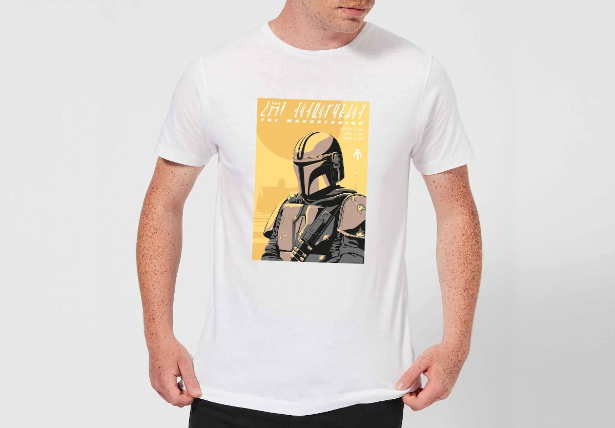 This is the way: camisetas y sudaderas de The Mandalorian, en oferta con un 40% de descuento
