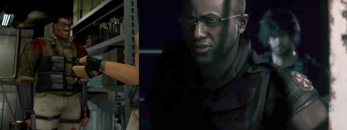 Resultado de imagen de Tyrell Patrick re3 remake