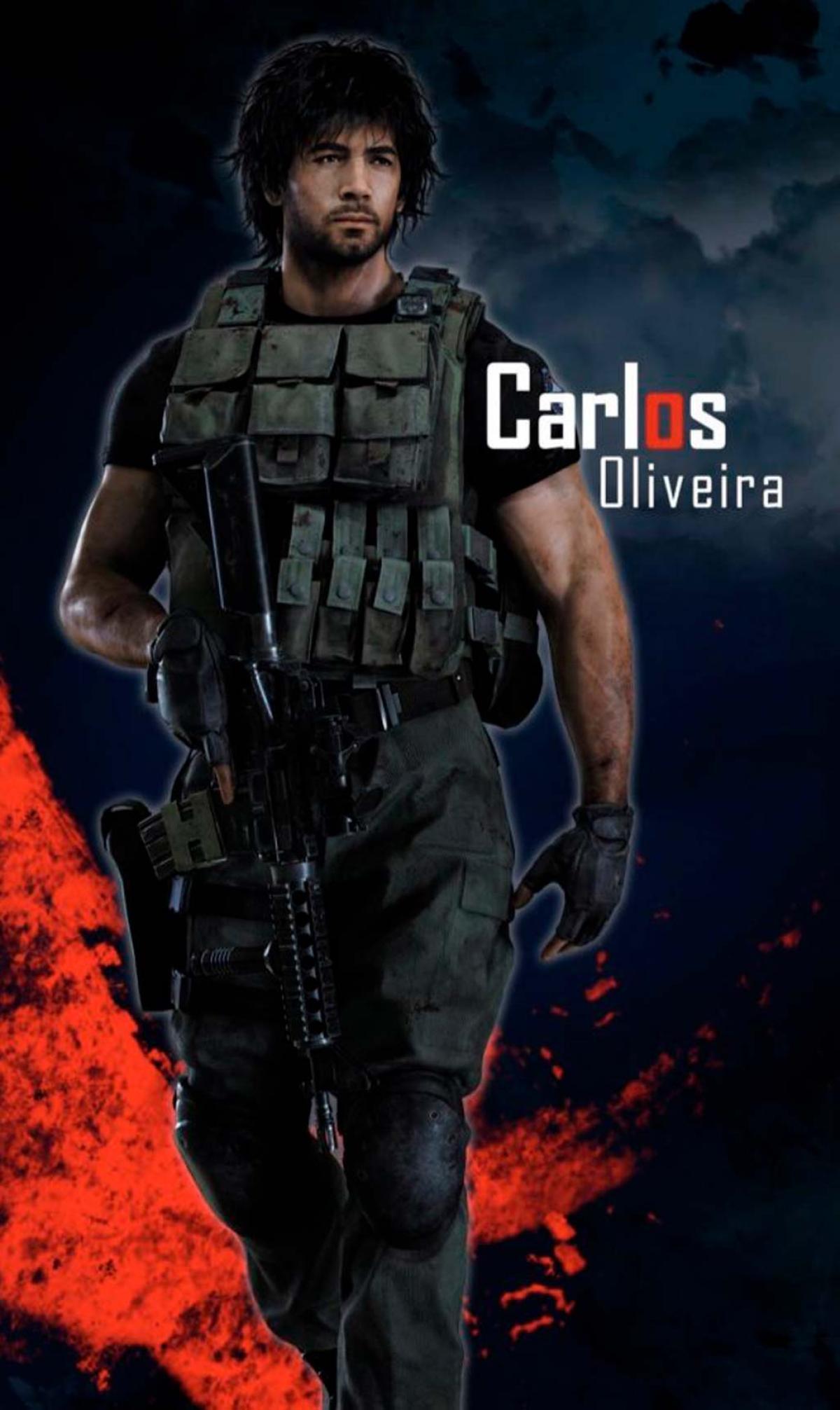 Capcom Muestra El Nuevo Diseno De Carlos Oliveira En Resident Evil 3 Remake Hobbyconsolas Juegos Carlos oliveira was born in 1976 in portimão, portugal. resident evil 3 remake