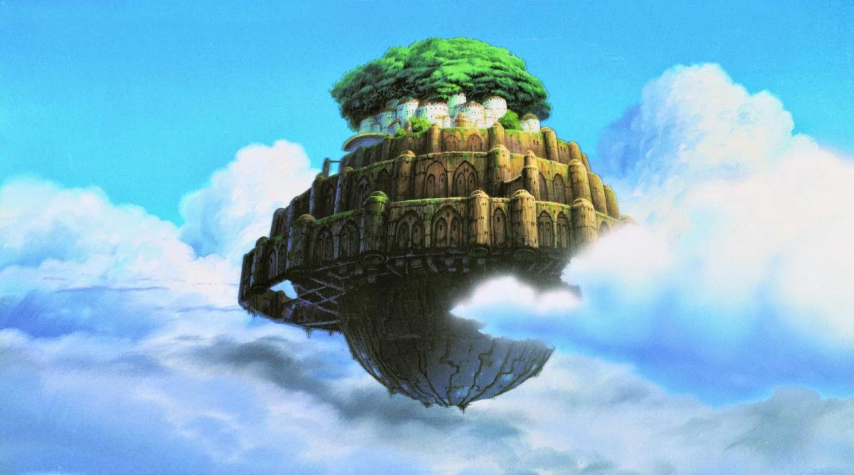 Crítica De El Castillo En El Cielo La Mítica Película De Studio Ghibli Hobbyconsolas Entretenimiento