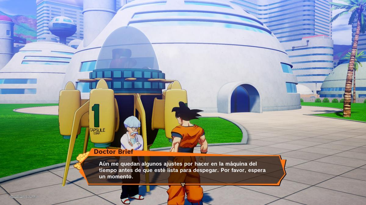 Cómo Usar La Máquina Del Tiempo En Dragon Ball Z Kakarot Y Para Qué Sirve Guías Y Trucos En Hobbyconsolas Juegos