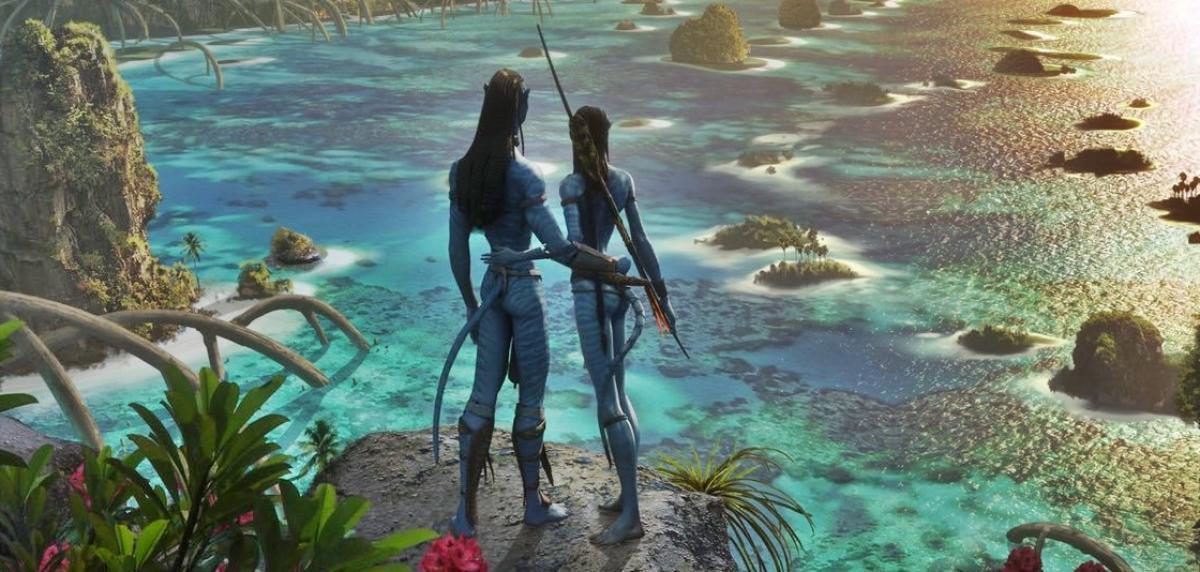 La película Avatar 2 muestra un primer vistazo a través de su arte ...