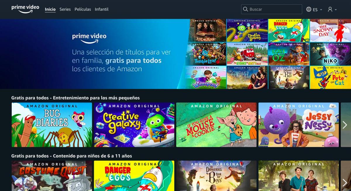 Amazon Prime Video Ruckelt