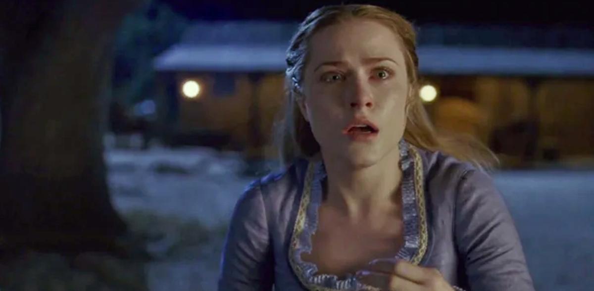 Una estelada se cuela en el primer episodio de Westworld temporada 3