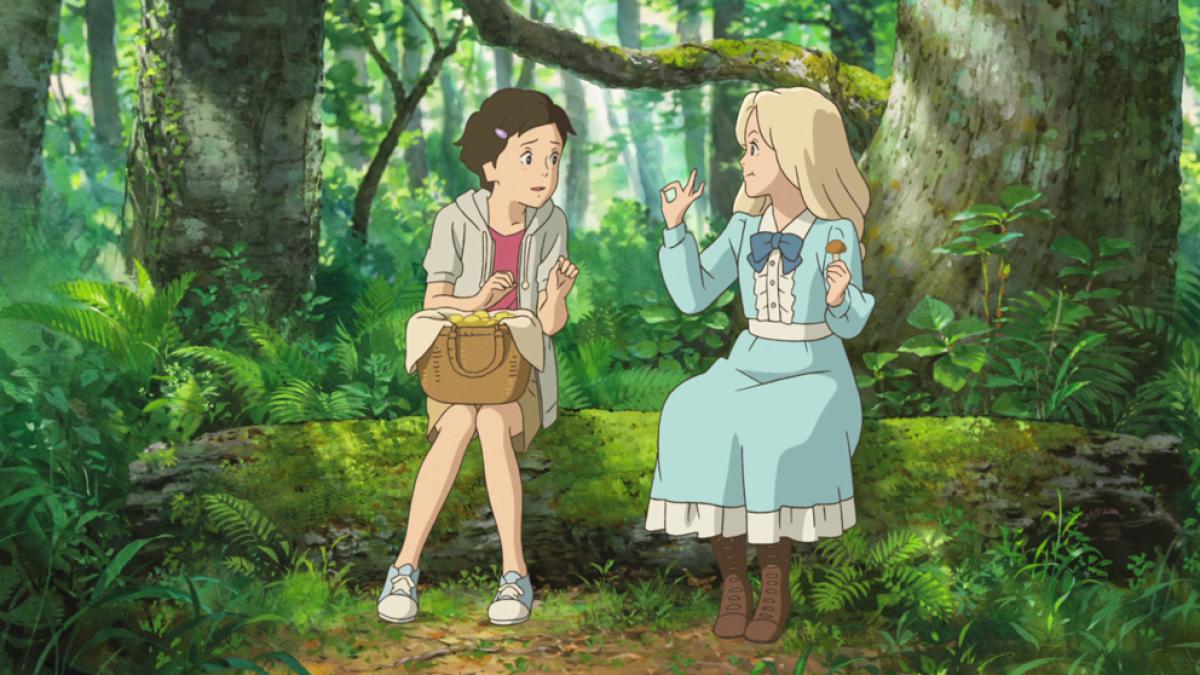 Películas de animación japonesas