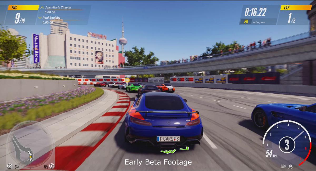 Project CARS 3: gameplay e impresiones del nuevo simulador para ...