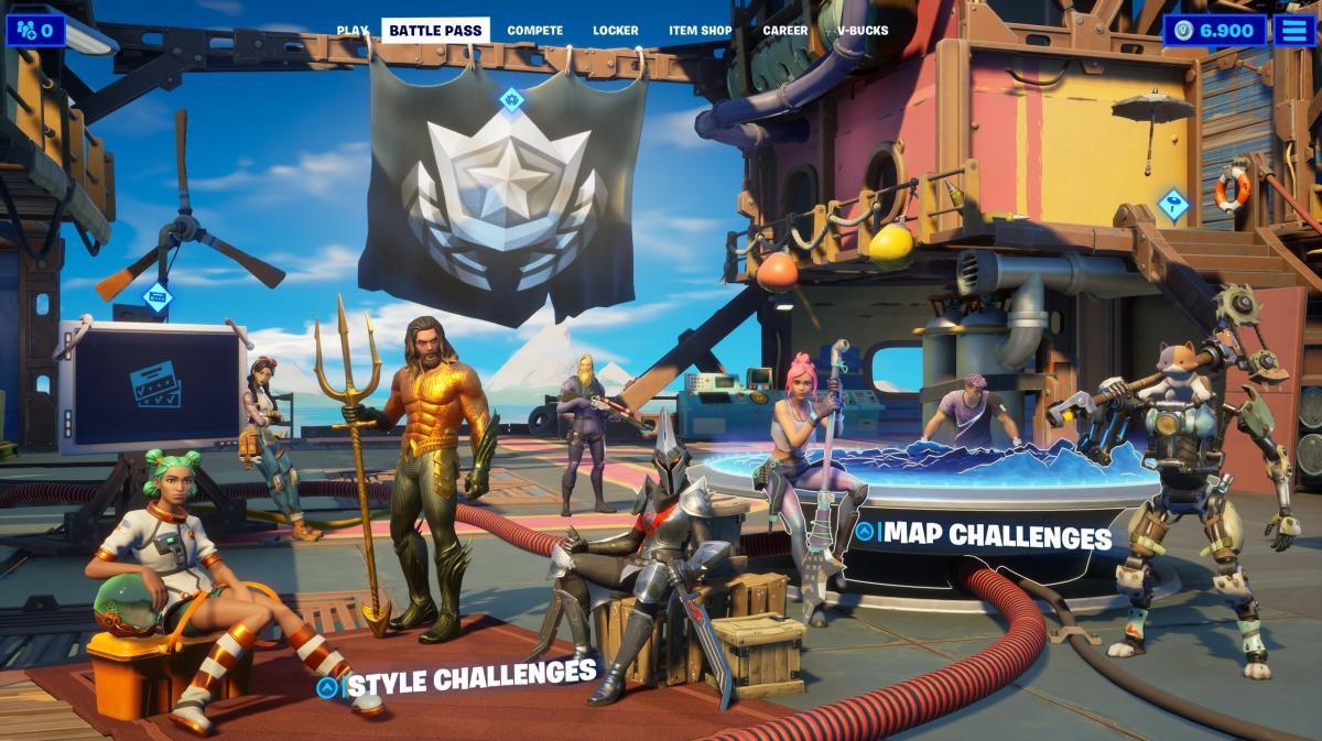 Ninja Division 6 Fortnite Guia Fortnite Temporada 3 2020 Trucos Secretos Desafios Y Los Mejores Consejos Actualizado Guias Y Trucos En Hobbyconsolas Juegos