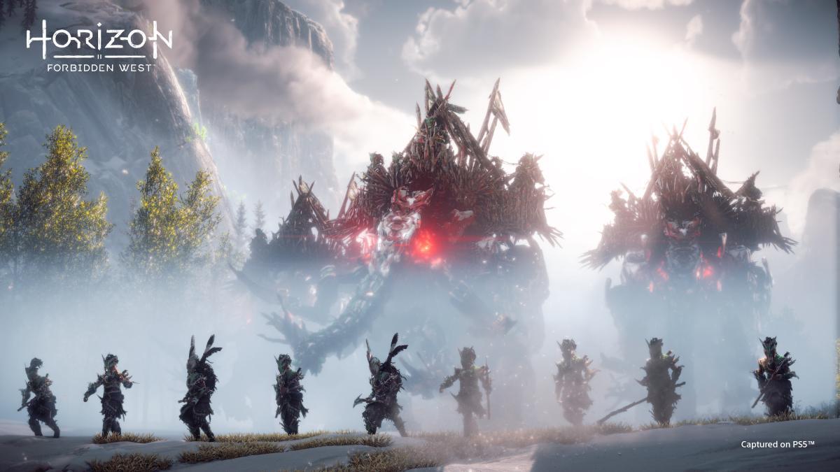 Horizon Forbidden West anuncia un nuevo State of Play para el jueves con  gameplay inédito en PS5 - HobbyConsolas Juegos