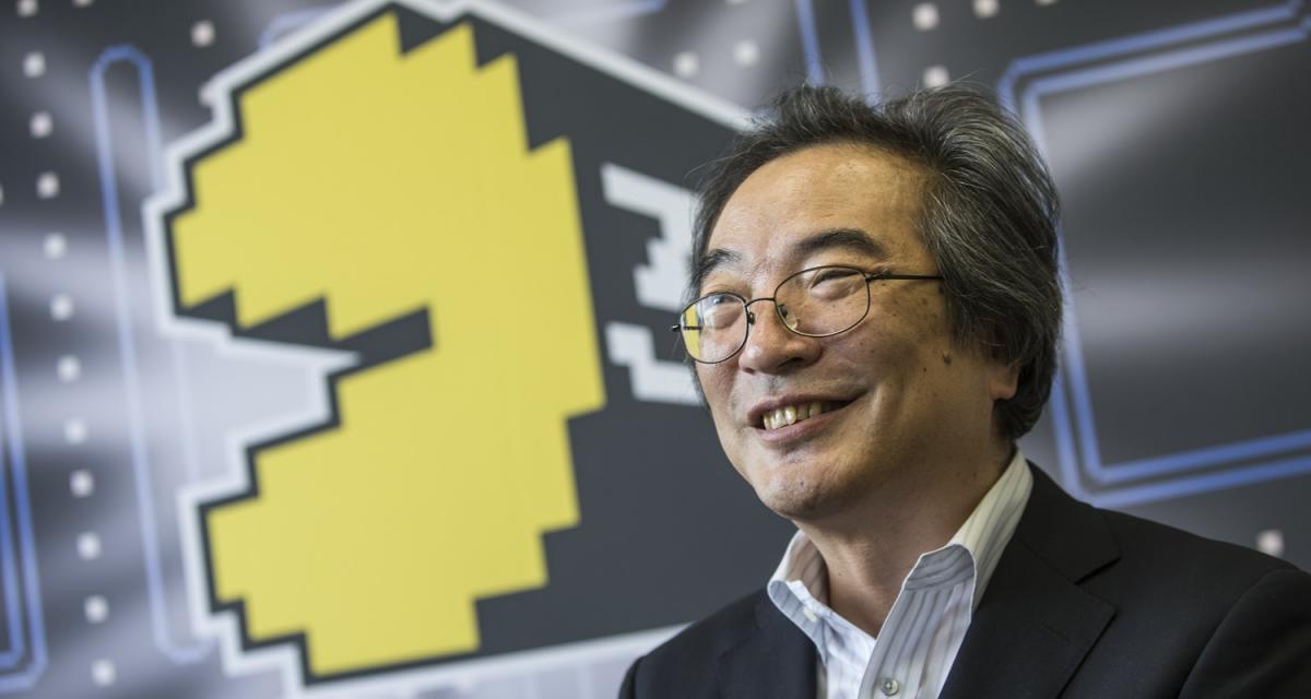 Entrevistamos a Toru Iwatani, creador de Pac-Man por los 40 años del  comecocos - HobbyConsolas Juegos