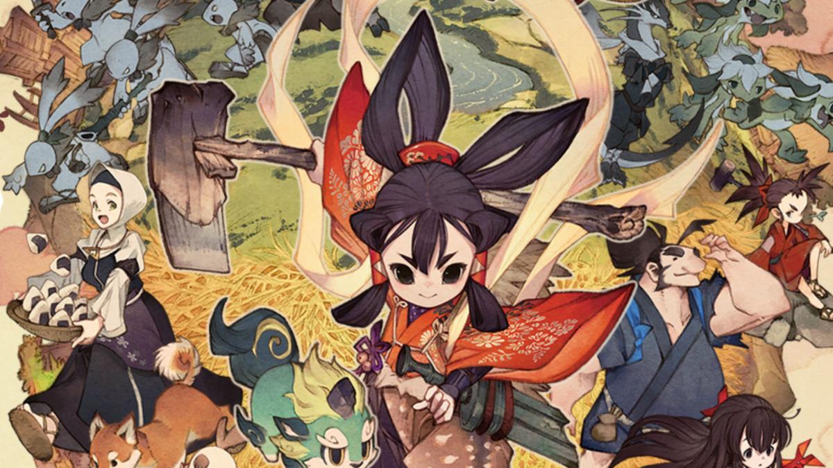 Sakuna: Of Rice and Ruin llega a PS4, Nintendo Switch y PC en noviembre -  HobbyConsolas Juegos