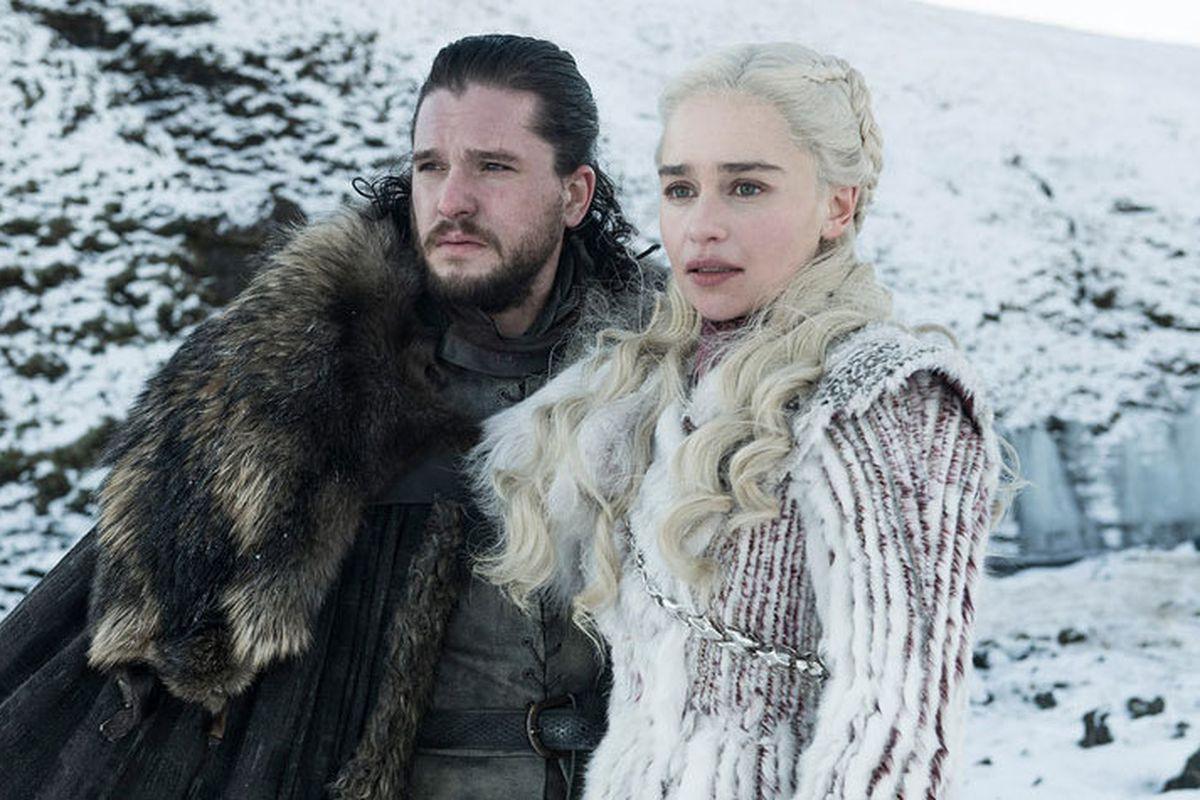 Así podría haber sido la hija de Jon Nieve y Daenerys Targaryen en Juego de Tronos