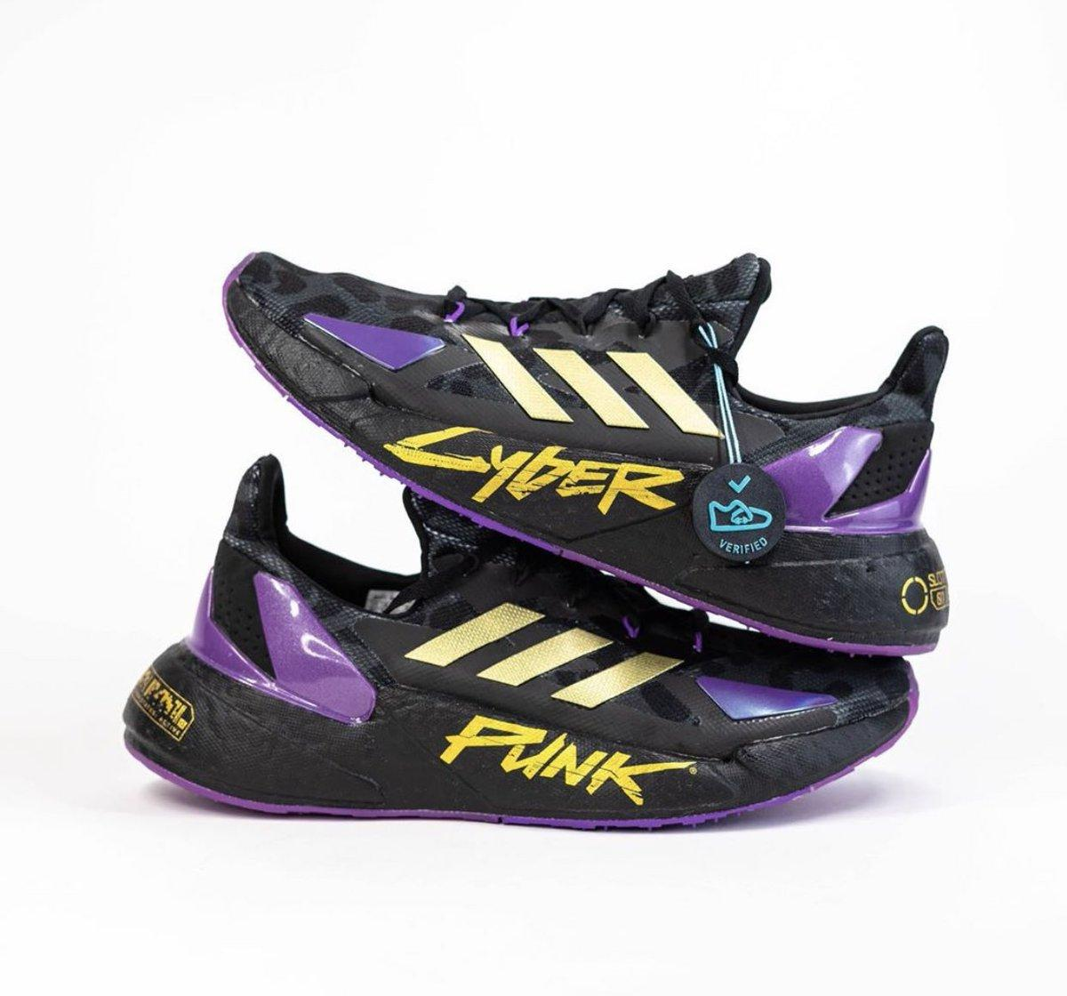 embrague Lluvioso Calma  Así son las futuristas zapatillas de Cyberpunk 2077 que Adidas aún no ha  anunciado - HobbyConsolas Juegos