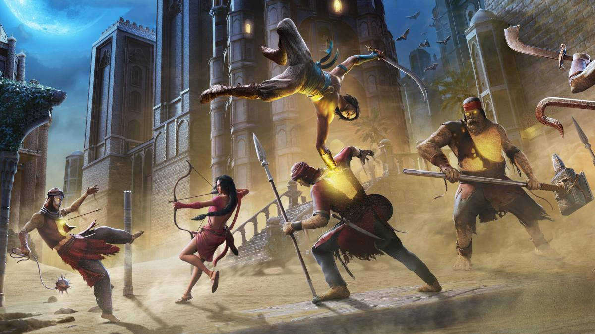 Prince of Persia: Las Arenas del Tiempo Remake - Hablamos con sus responsables - HobbyConsolas Juegos