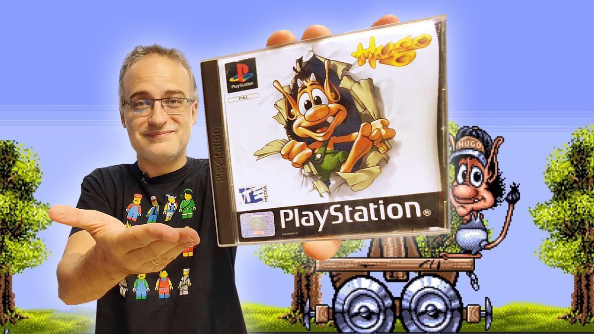 ¿Recuerdas el juego de Hugo de la tele? ¡También existió en PlayStation! - HobbyConsolas Juegos