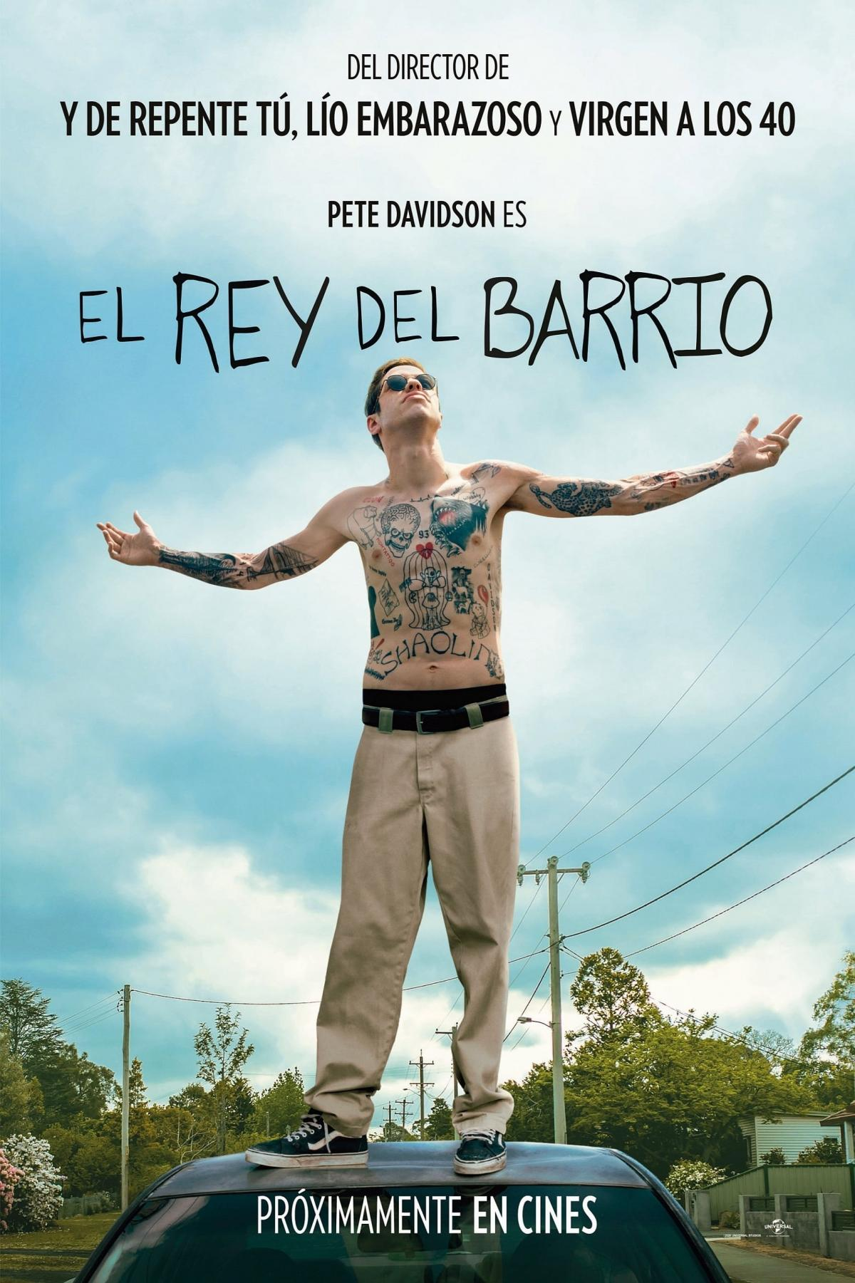 El Rey Del Barrio 2020 Críticas Noticias Novedades Y Opiniones Películas En Hobbyconsolas
