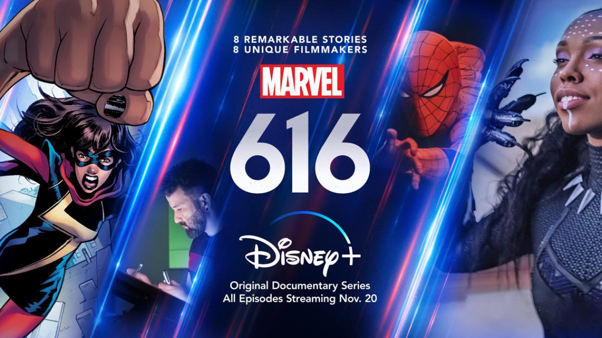 Marvel 616 (Disney Plus): El mito más allá de los cómics - HobbyConsolas  Entretenimiento
