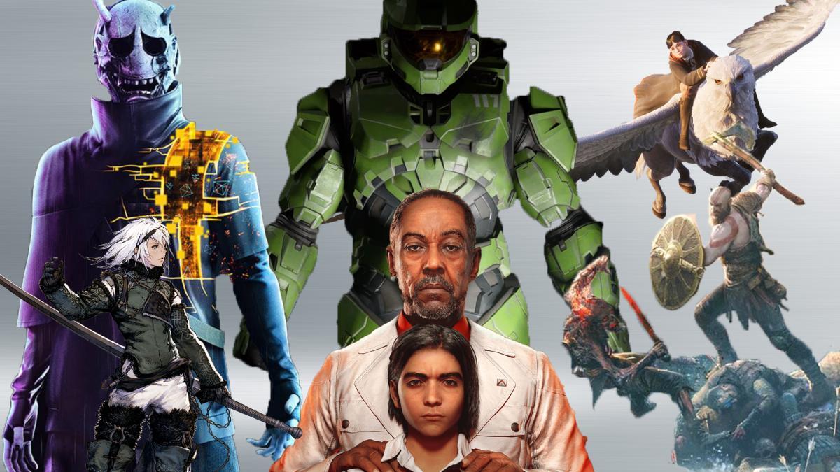 Los juegos más esperados de 2021 para PS5, Xbox Series X S, Switch, PS4,  One y PC - HobbyConsolas Juegos