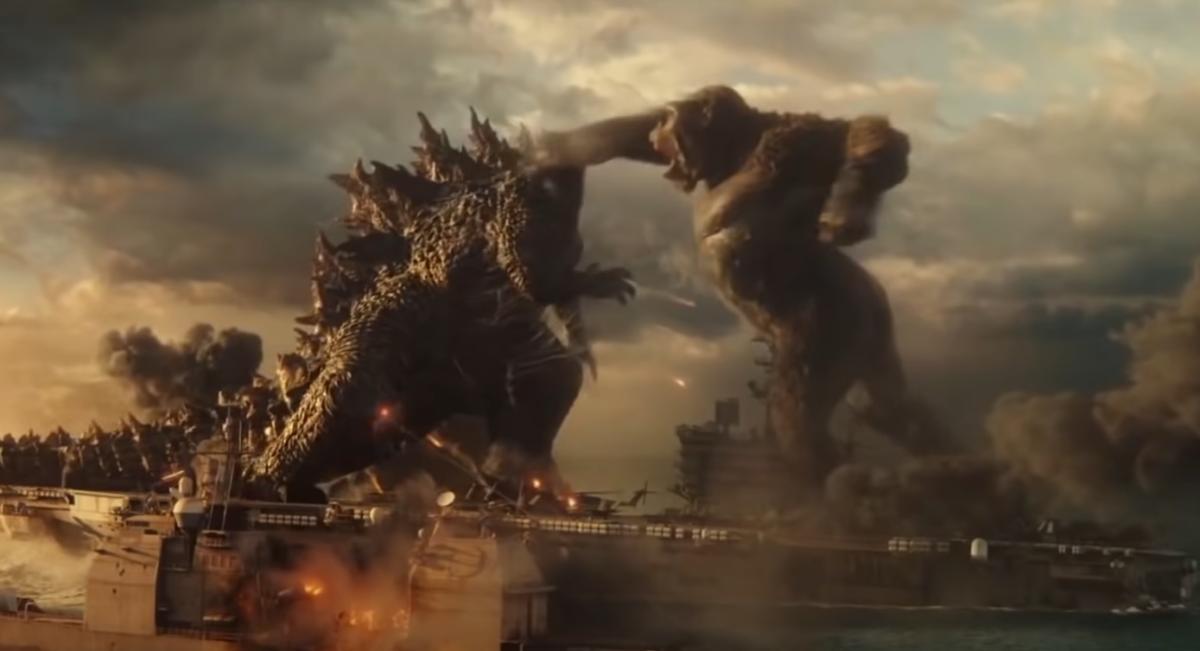 La batalla en el portaaviones de Godzilla vs Kong durará... ¡18 minutos! -  HobbyConsolas Entretenimiento