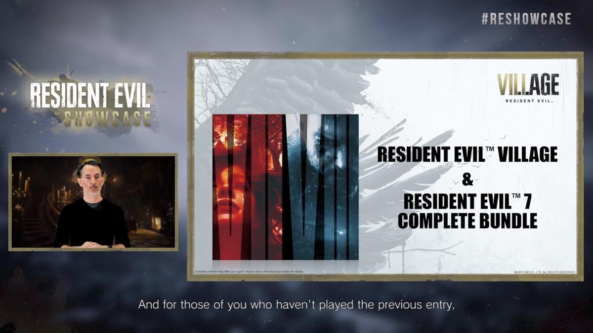 Resident Evil 8 Village detalla todas las ediciones e incentivos de reserva  - HobbyConsolas Juegos