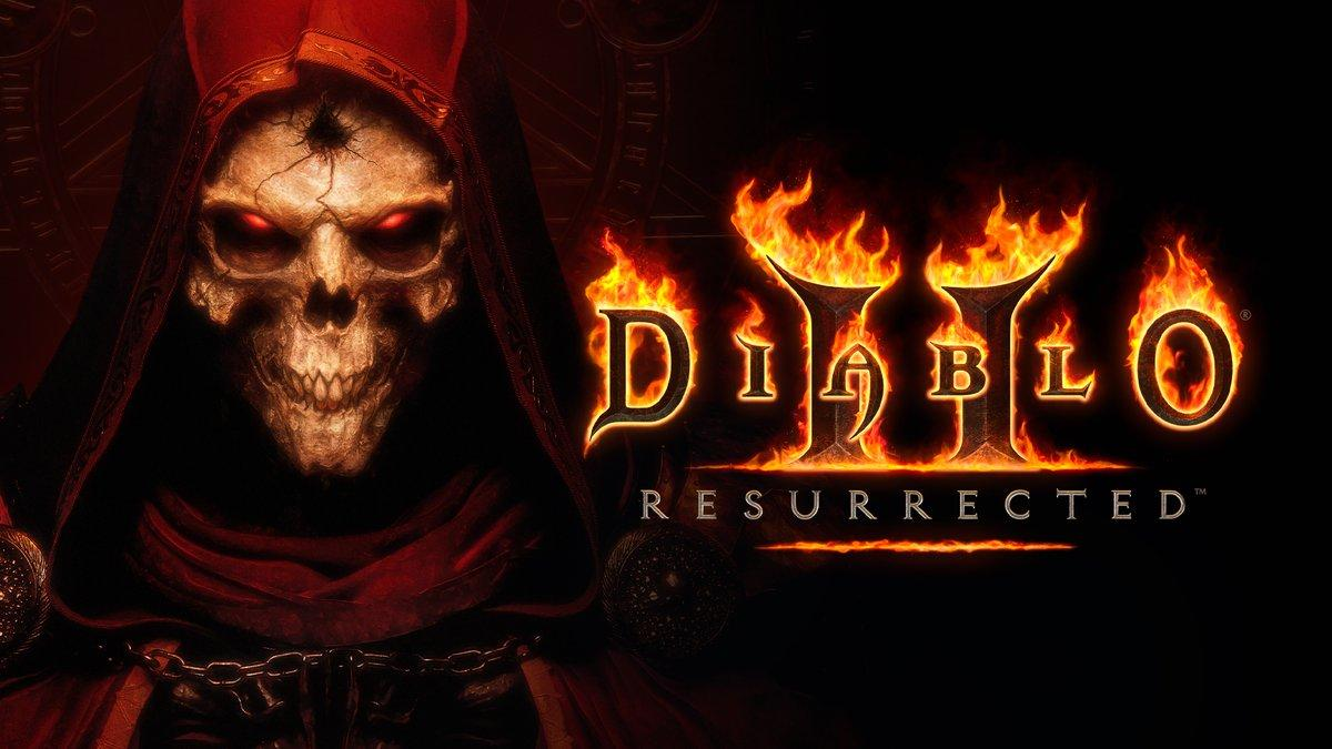 Resultado de imagen de diablo 2 resurrected