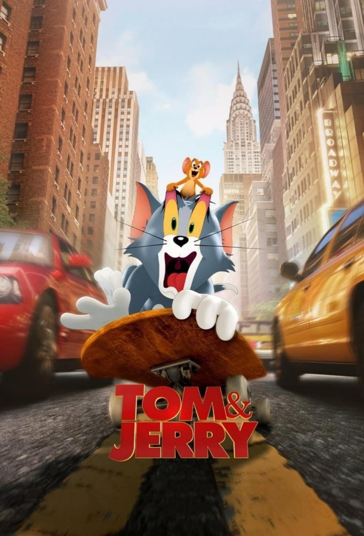 Tom Y Jerry 2021 Criticas Noticias Novedades Y Opiniones Peliculas En Hobbyconsolas