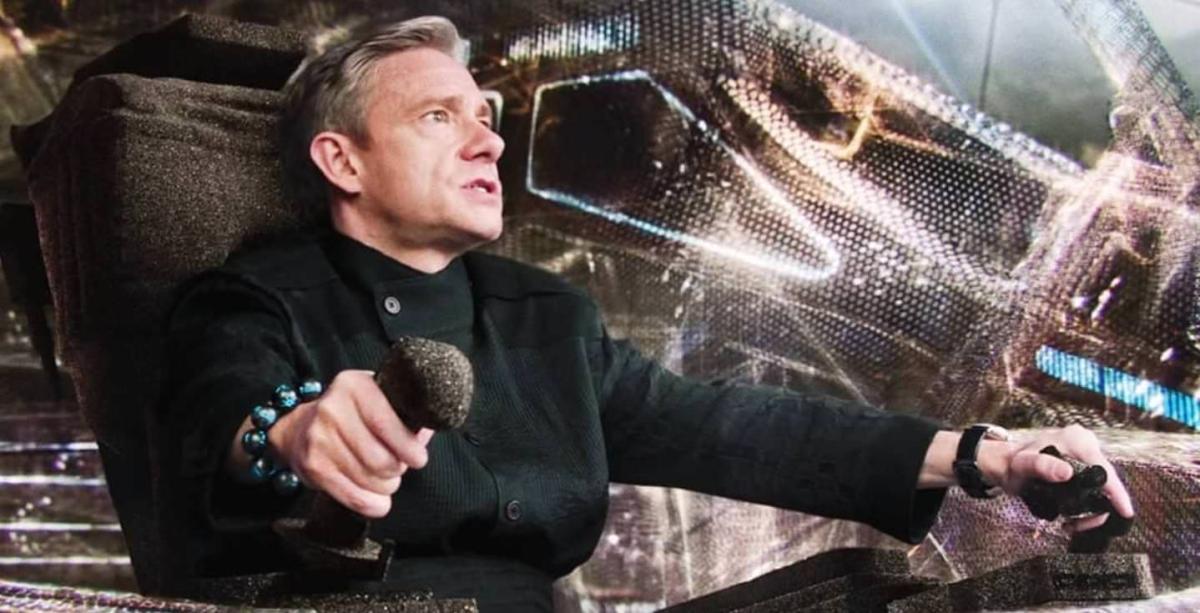 Martin Freeman confirma que estará en Black Panther 2 como Everett Ross -  HobbyConsolas Entretenimiento