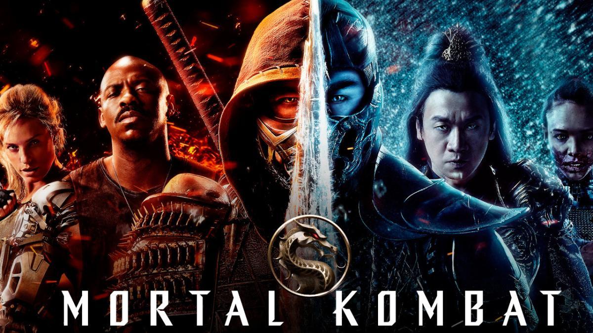 """Nuevo póster de Mortal Kombat con su reparto listo para hacer un """"fatality""""  - HobbyConsolas Entretenimiento"""