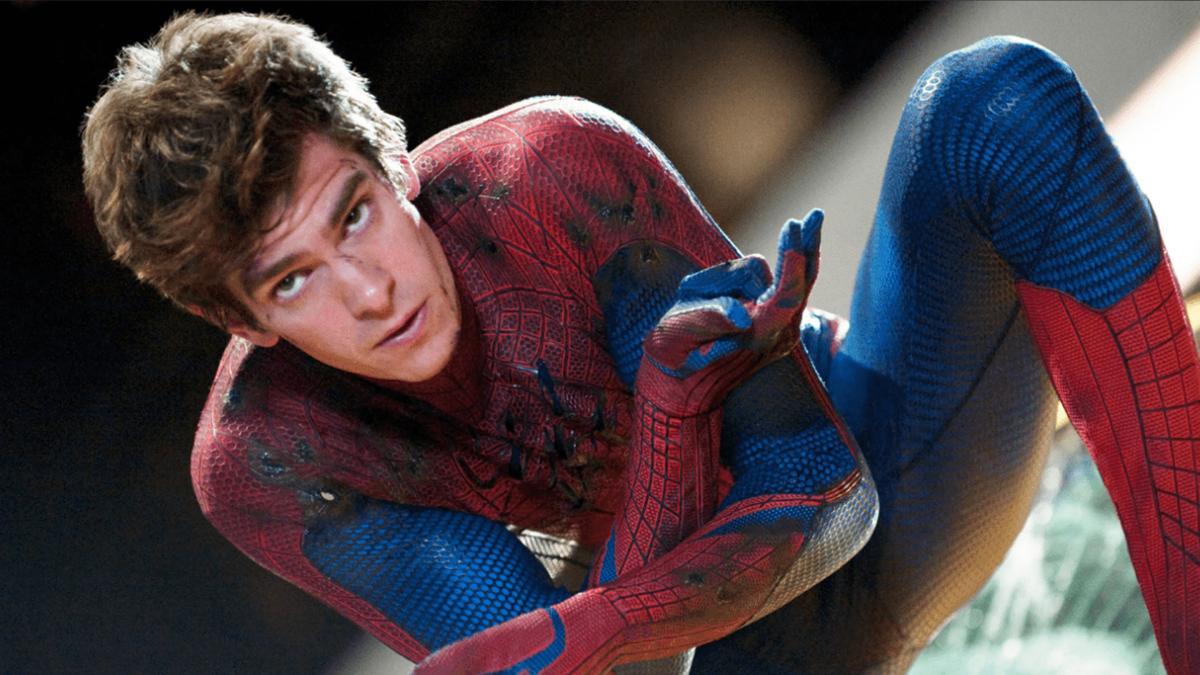 Andrew Garfield Tom Holland Spider-Man UCM Marvel
