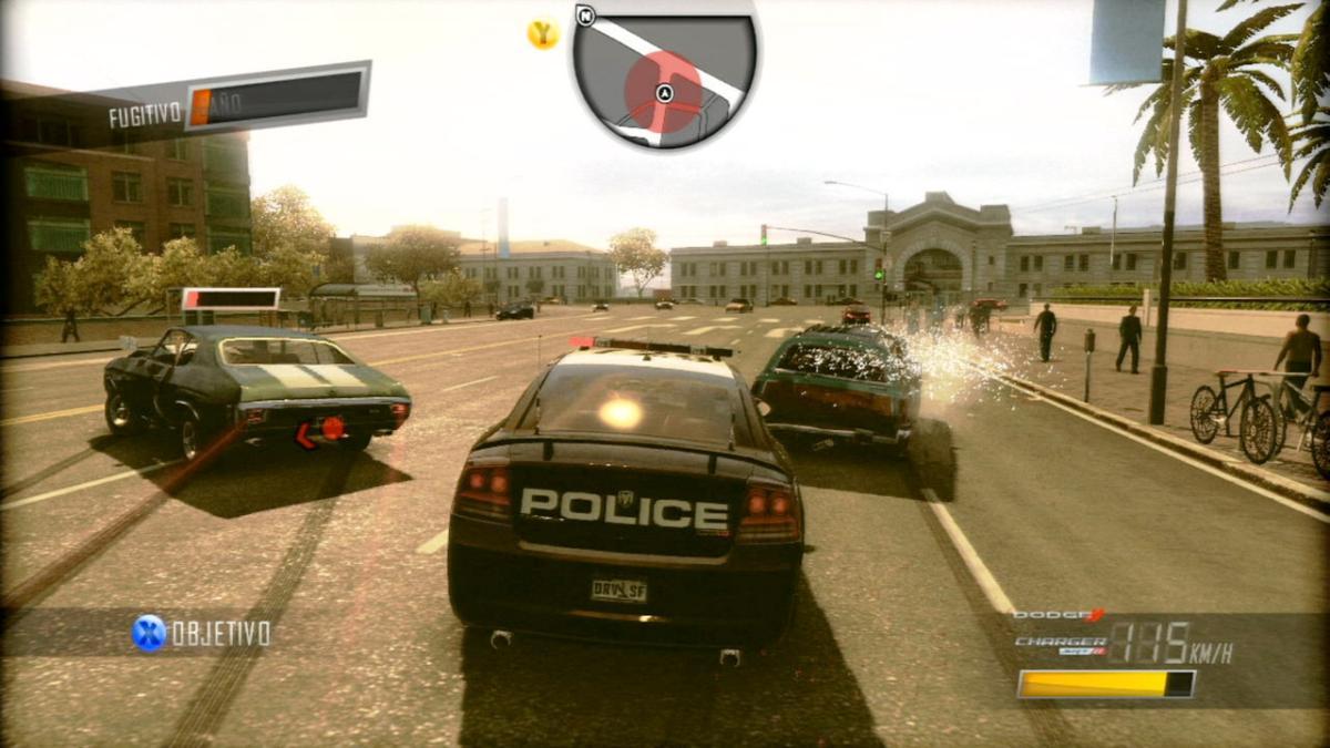 Análisis de Driver San Francisco - HobbyConsolas Juegos
