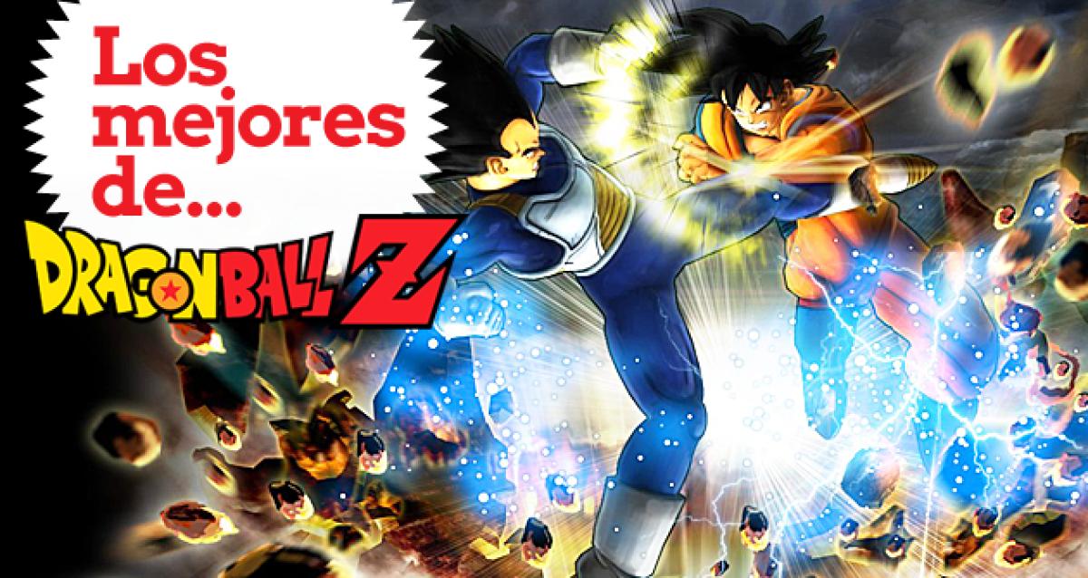 Los Mejores Juegos De Dragon Ball Los Mejores De Top 10