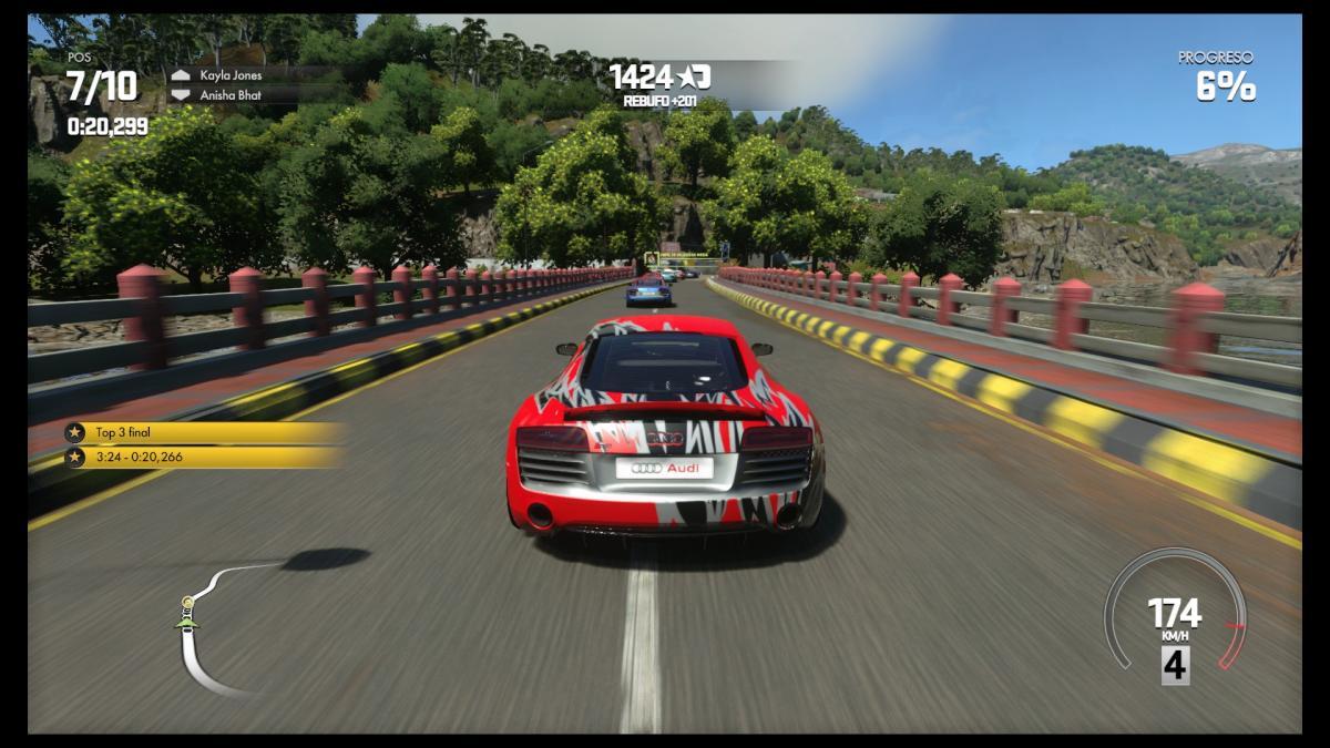 Análisis de DriveClub para PS4 - HobbyConsolas Juegos