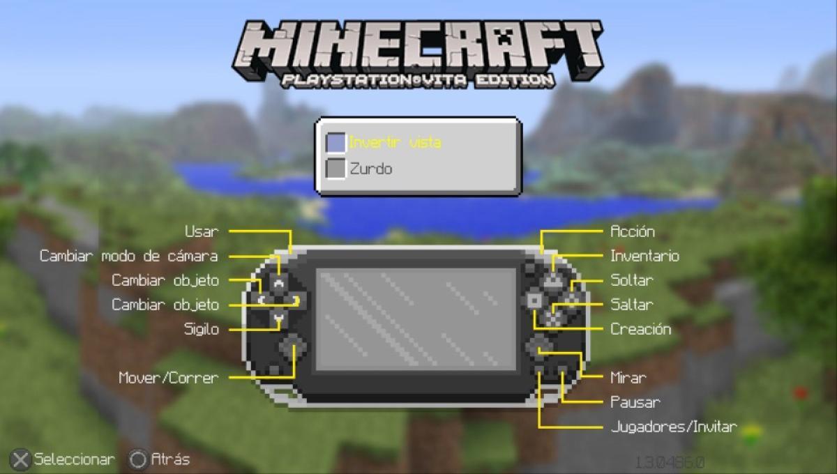 Análisis de Minecraft PS Vita Edition - HobbyConsolas Juegos