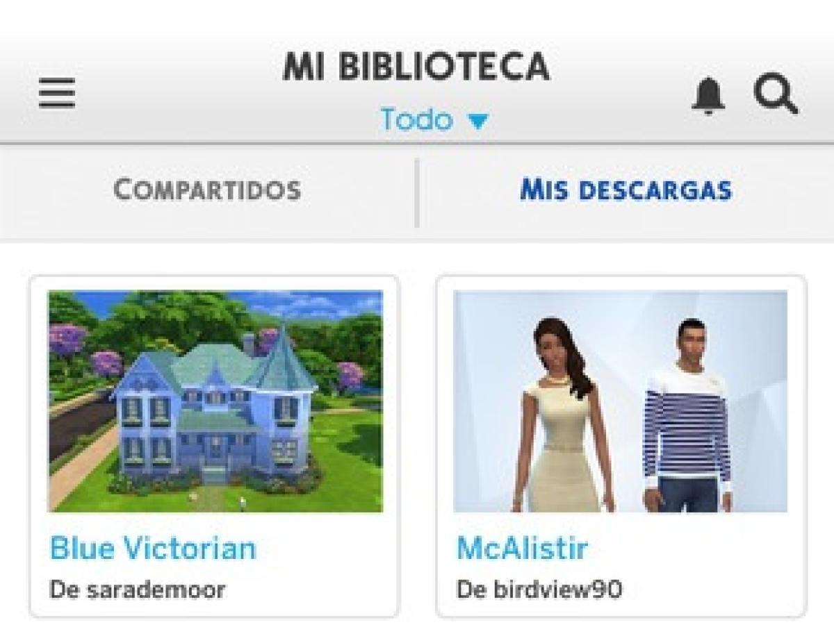 La app de Los Sims 4 ya está disponible en Android e iOS