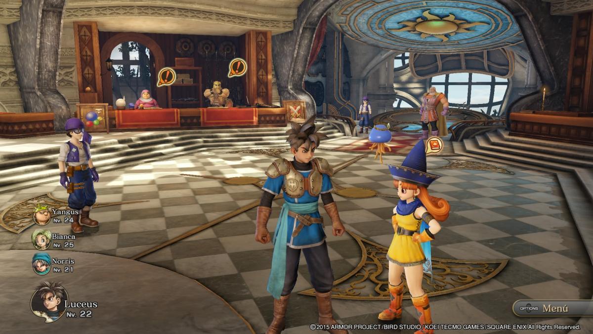 Análisis de Dragon Quest Heroes para PS4 - HobbyConsolas Juegos
