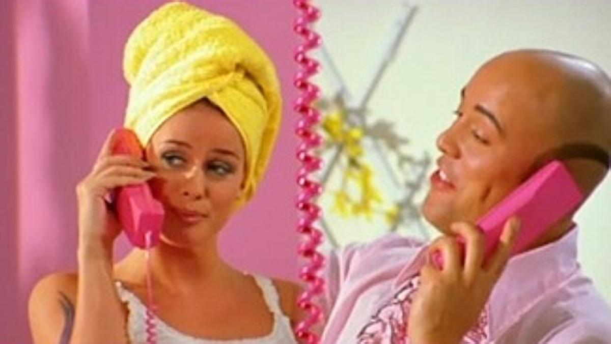 Aqua barbie girl music video, ugly teenage girls naked